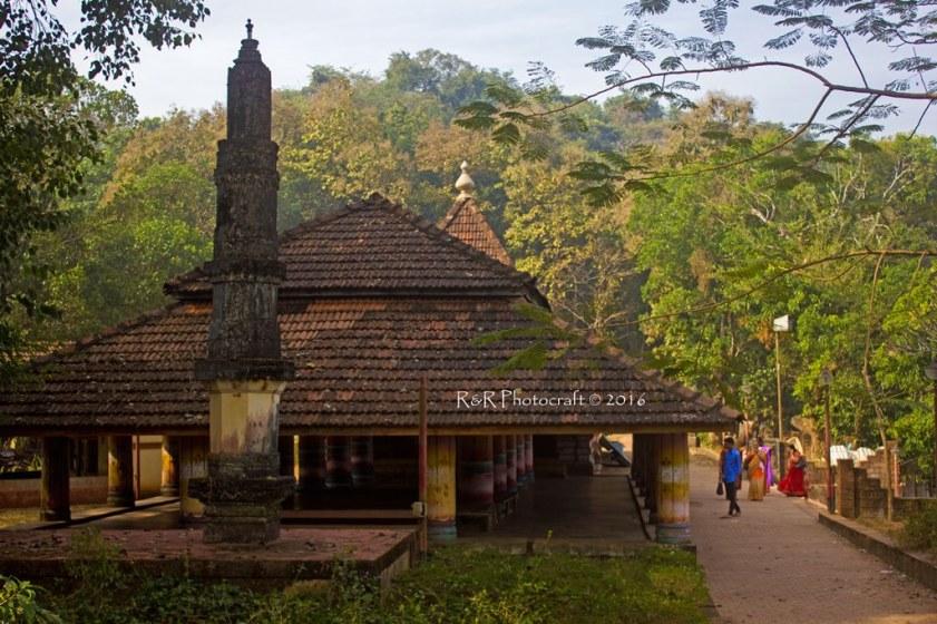 Dhamapur Bhagwati Temple
