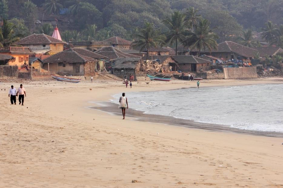 Velneshwar Village