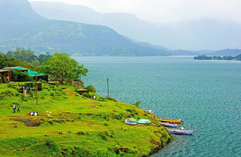 Lake Arthur, Bhandardara
