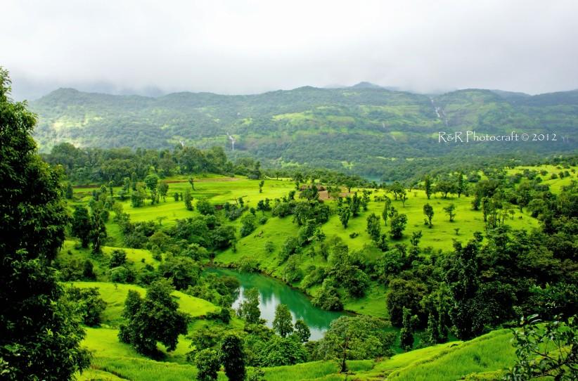 Greenscape, Bhandardara