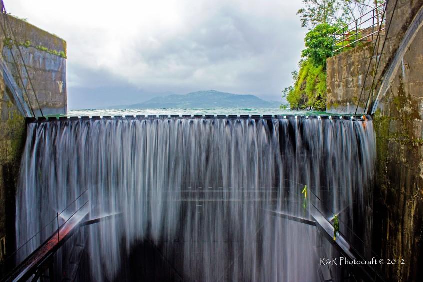Spill Gate, Wilson Dam, Bhandardara