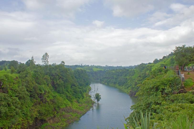 Pravara River, Bhandardara