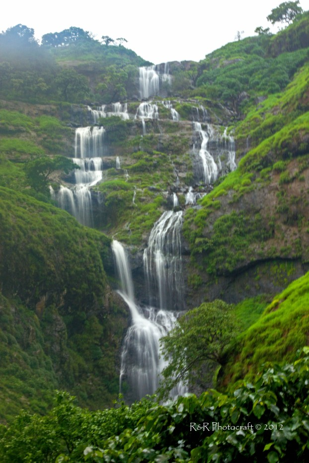 Necklace Fall, Bhandardara