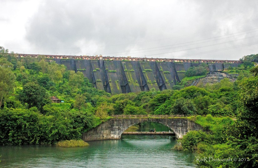 Wilson Dam, Bhandardara