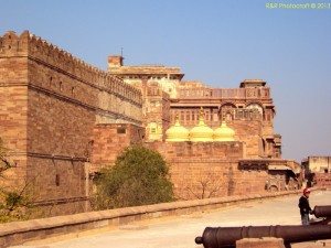 Mehrangarh Fort Ramparts