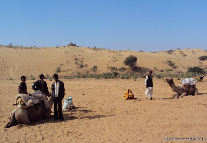 Ossian Sand Dunes