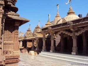 Ossian Jain Temple Complex