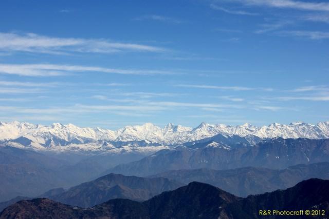 Pir Panjal Himalayas