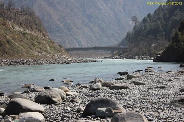 Raavi River