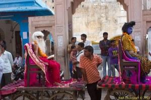 Dassera Celebration Pushkar