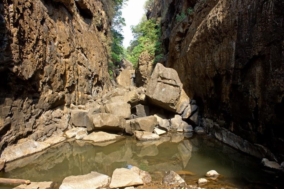 Craggy Boulders