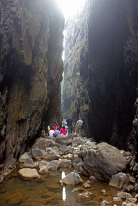 Sandhan - the gorge