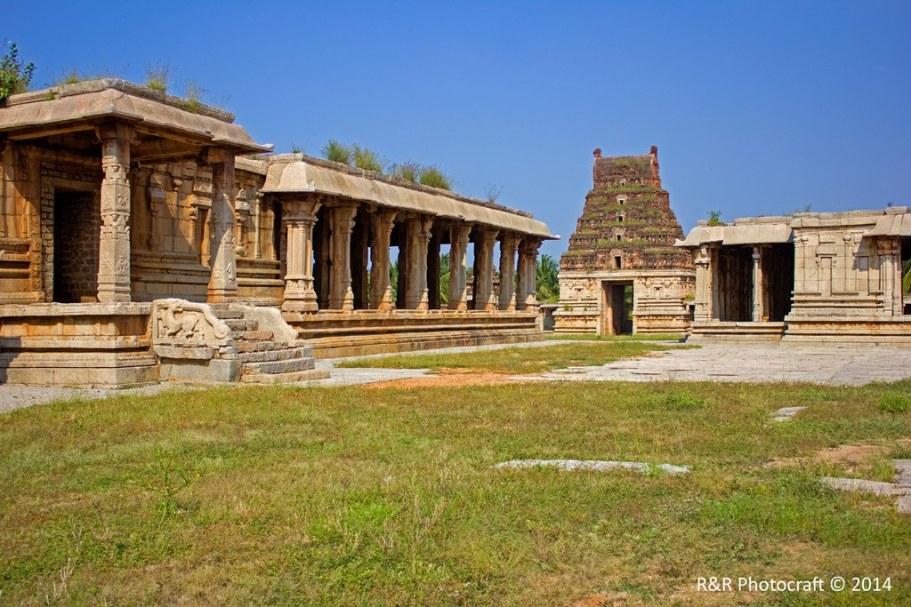 Pattabhirama Temple Mantapa
