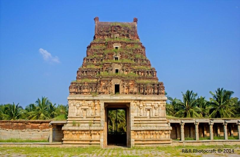 Pattabhirama Temple Gopuram