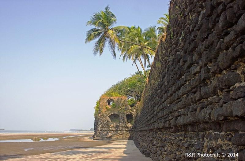 Revdanda Fort