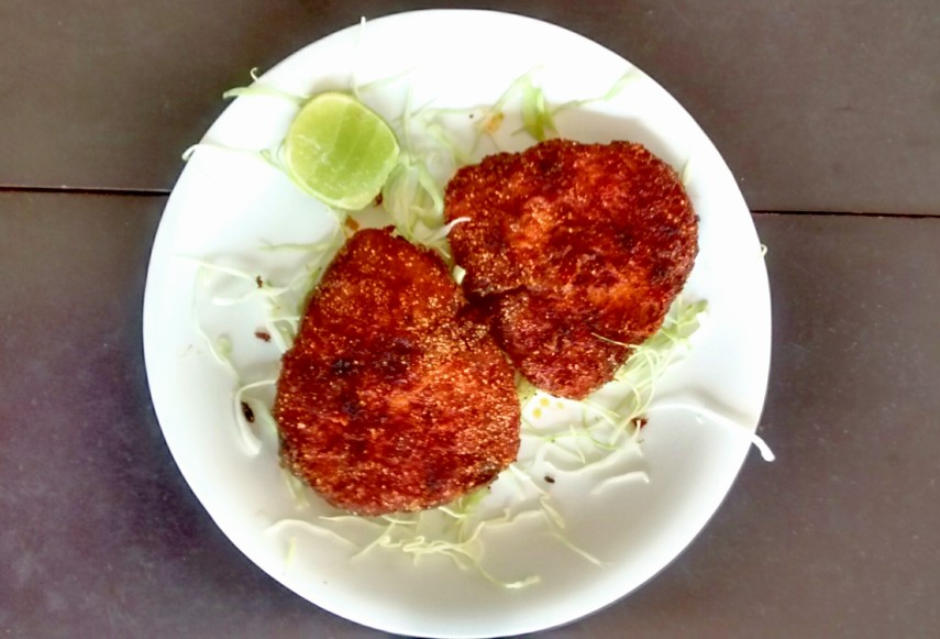 Surmai (King Fish) Tawa Fry