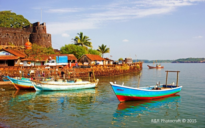 Vijaydurg Ferry Wharf