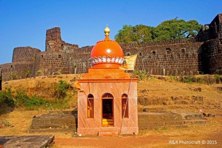 Hanuman Temple - Vijaydurg