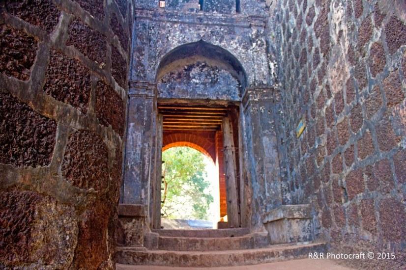 Yashwant Mahadarwaja - Main Entrance