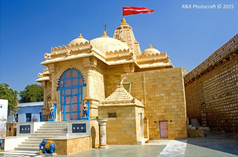 Temple of Lord Vishnu at Narayan Sarovar