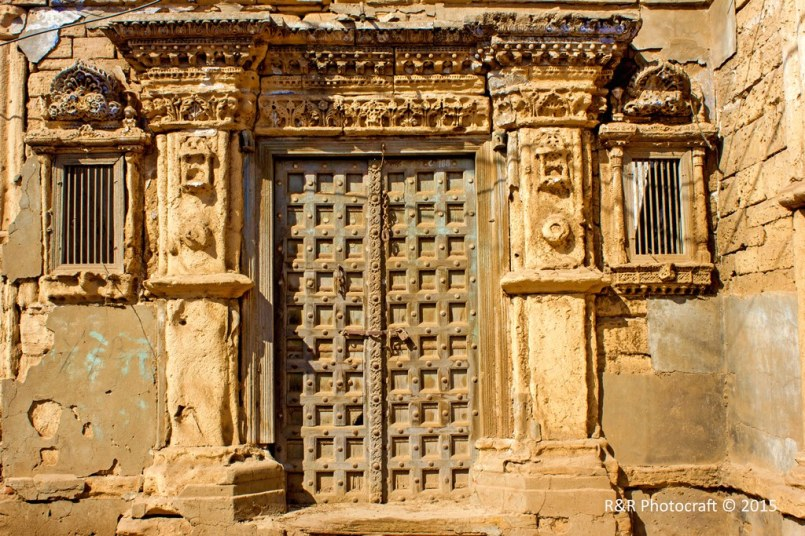 Remnants of a Palatial House, Kutch