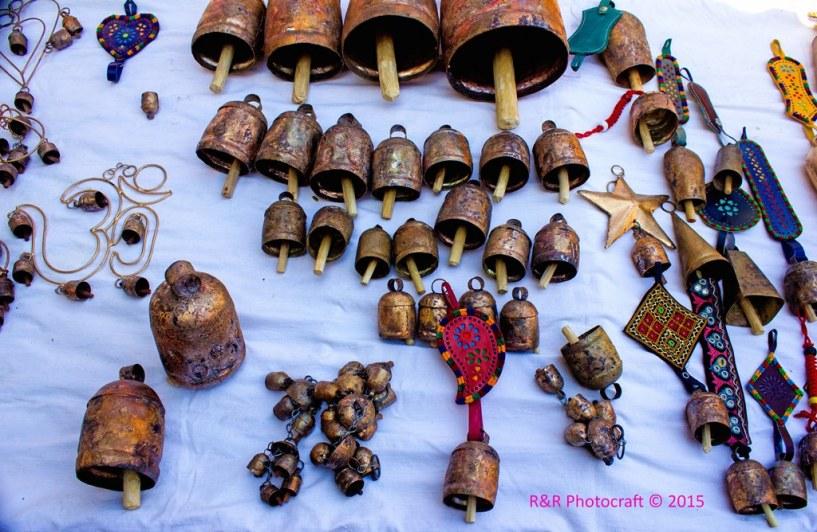 Assortment of Copper Bells