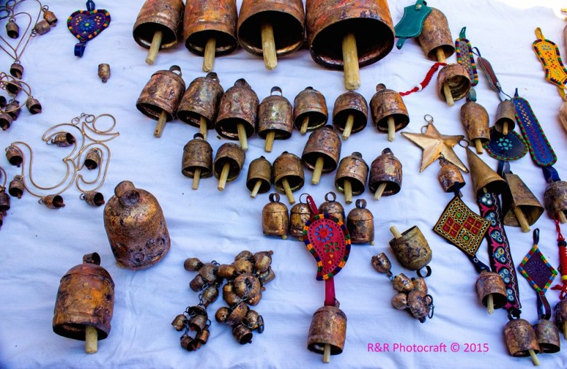 Assortment of Copper Bells
