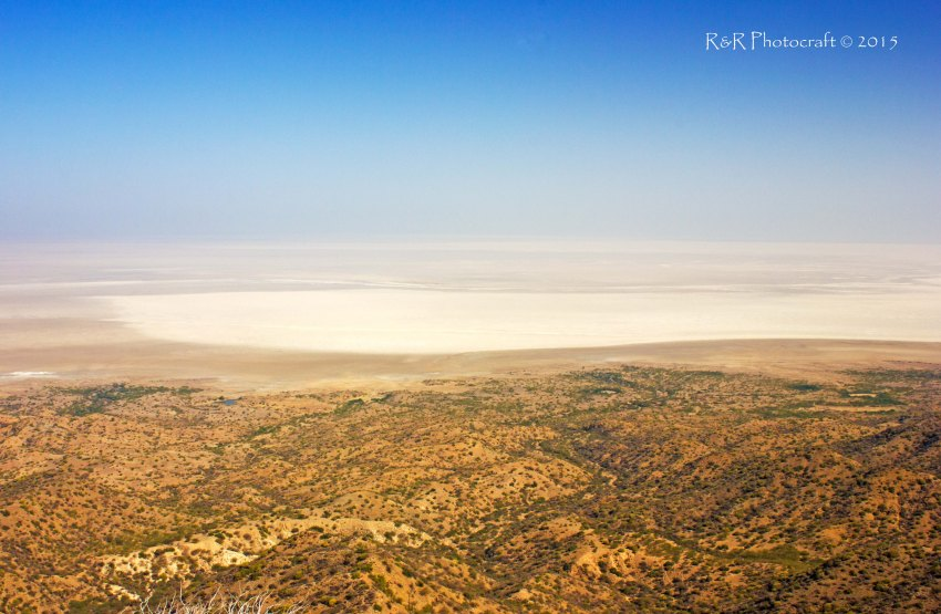 White Rann from Kalo Dungar