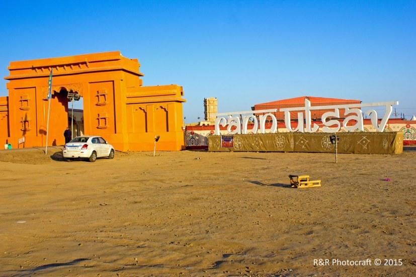 Tent City, Rann Utsav