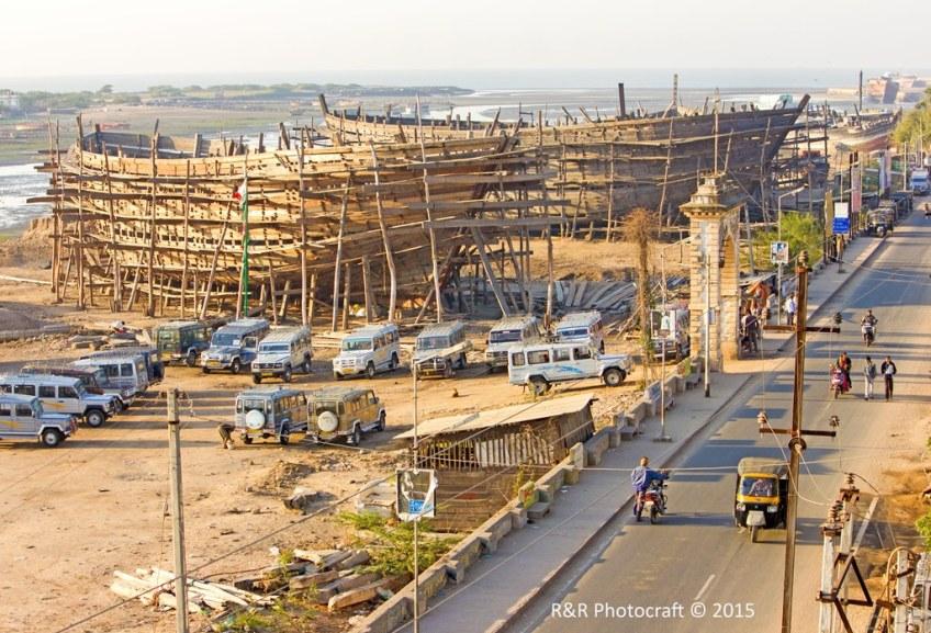Ship Building Yard, Mandvi