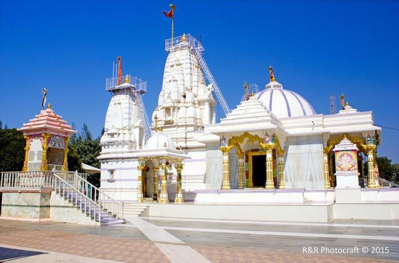 Ambe Dham, Godhra