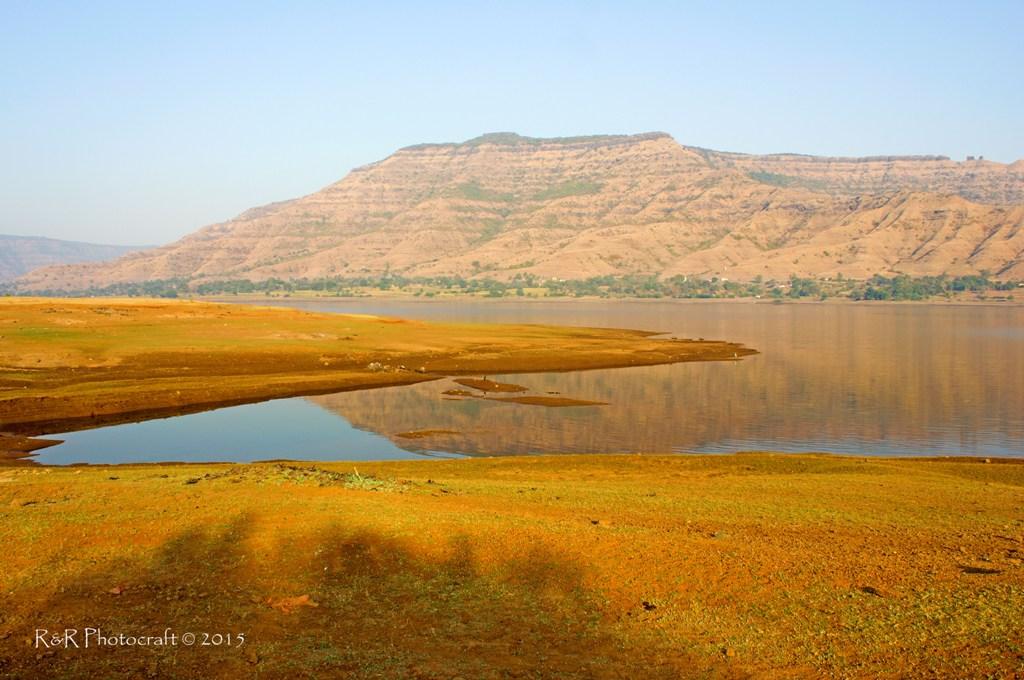 Placid Krishna River