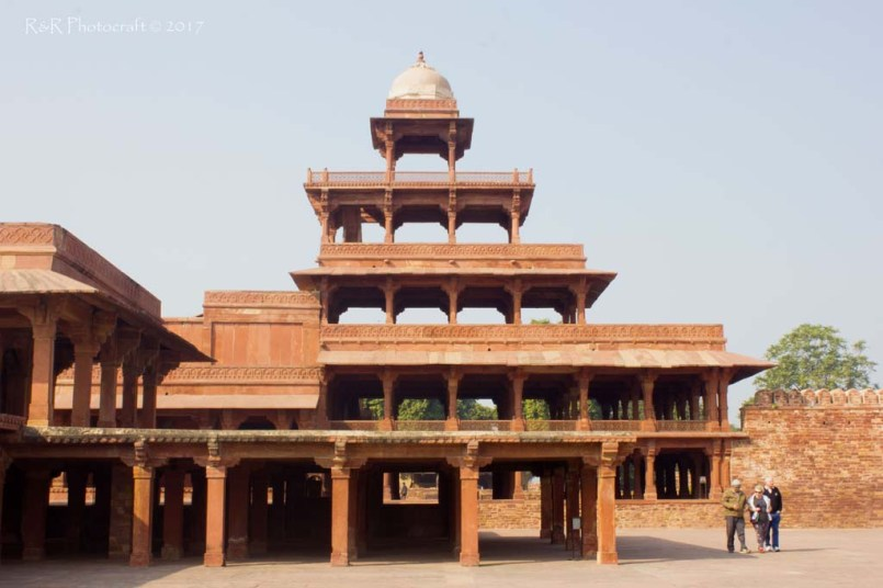 Paanch Mahal, Fatehpur Sikri