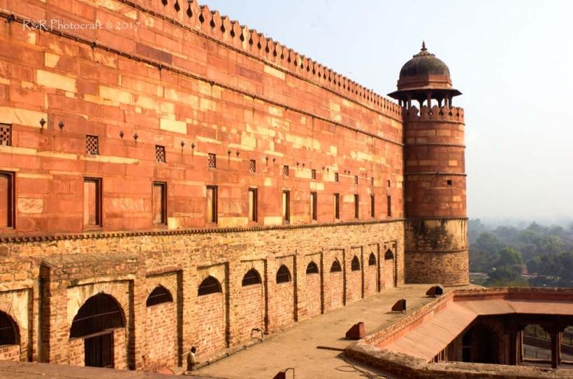 Fortification .. Fatehpur Sikri