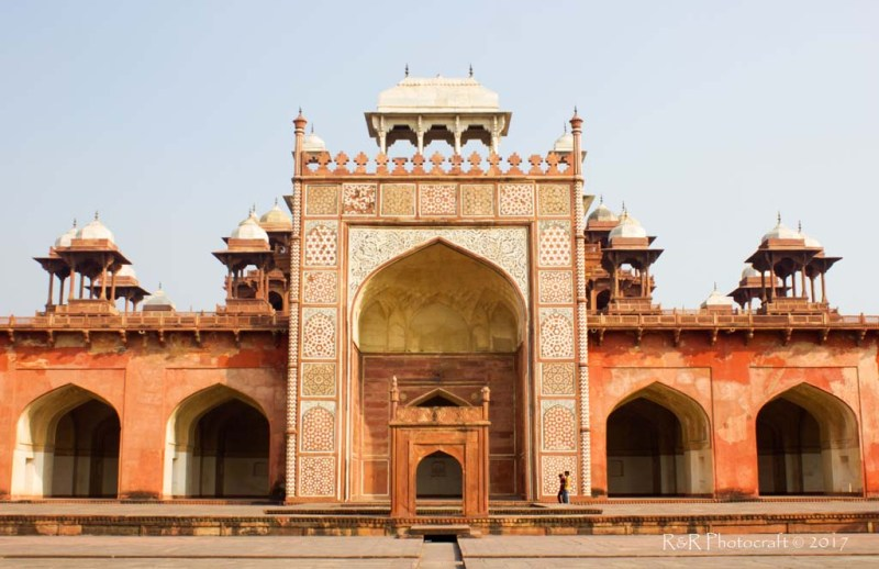 Tomb of Akbar, Sikandara