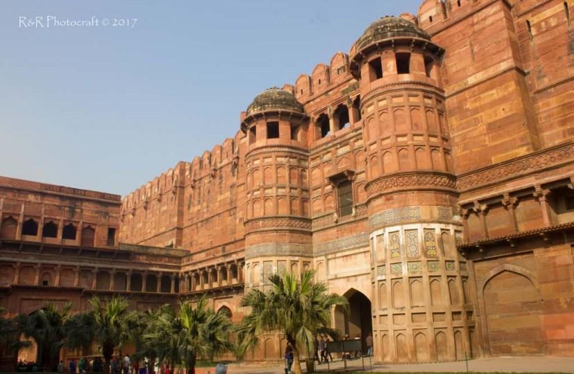 Akbar Gate, Agra Fort