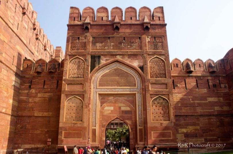 Amar Singh Gate, Agra Fort